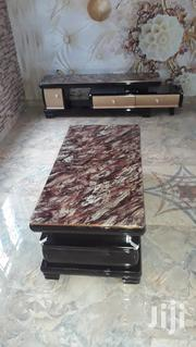 T. V Stand Shelve With Center Table   Furniture for sale in Lagos State, Agege