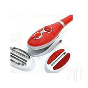 Power Steam Brush+Electric Fabric Iron | Home Appliances for sale in Lagos State, Lagos Island
