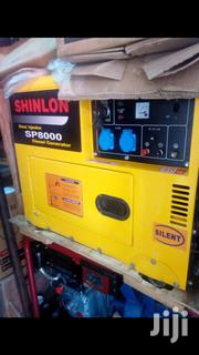 10 Kva Shinlon DIESEL Generator 100% Coppa Coil | Electrical Equipments for sale in Lagos State, Lekki Phase 1