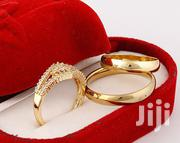 Crown Design Bridal Ring Set | Jewelry for sale in Lagos State, Lekki Phase 1
