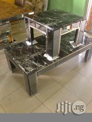Marble Table With Mirror Leg | Home Accessories for sale in Lagos State, Maryland