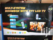 Multi-system Boom Player With Tft LCD TV | TV & DVD Equipment for sale in Lagos State, Ajah