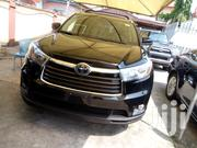 Toyota Highlander 2015 Black | Cars for sale in Lagos State, Surulere
