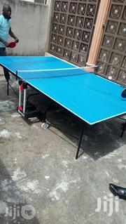 Outdoor Table Tennis Board (Water Resistant) | Sports Equipment for sale in Abuja (FCT) State, Jabi