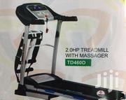 2hp Treadmill With Massager | Sports Equipment for sale in Nasarawa State, Lafia