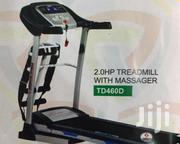 Brand New Treadmill 2hp With Massager | Sports Equipment for sale in Nasarawa State, Keffi