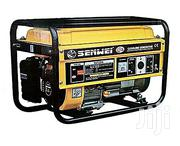 Senwei 4.5KVA Full Coil Manul Start Generator - SV8500 | Electrical Equipments for sale in Oyo State, Ogbomosho South