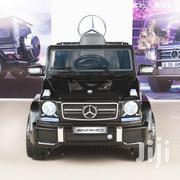 Electrical Rechargeble Battery Control G63 Ride On Mercedesbenz Toycar | Toys for sale in Lagos State, Lagos Island