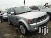 Land Rover Range Rover Sport 2011 Silver | Cars for sale in Lagos State, Apapa