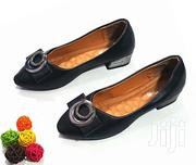 Small Size Lady/Women Low Heel Working Shoes-black | Shoes for sale in Lagos State, Amuwo-Odofin