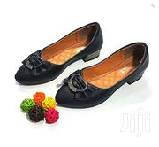 Lady/Women Low Heel Working/Casual Girls Party Shoes-black-small Size | Shoes for sale in Lagos State, Amuwo-Odofin
