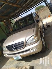 Mercedes-Benz M Class 2004 Gold | Cars for sale in Kwara State, Ilorin South