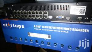 16channel NVR With 16channel Poe Switch