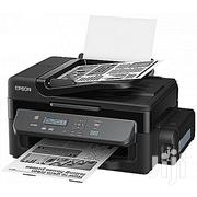 Epson Work Force M200 All-In-One Monolaser Ink Advantage ADF Printer | Printers & Scanners for sale in Delta State, Warri