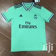 Latest Real Madrid Jersey 2019/20   Sports Equipment for sale in Lagos State, Ikeja