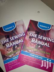 The Sewing Manual Book And Video | Classes & Courses for sale in Oyo State, Ibadan South West