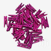 20 Pc Mini Wooden Pegs   Home Accessories for sale in Lagos State, Surulere