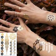 Temporary Metallic Tattoos | Health & Beauty Services for sale in Lagos State, Surulere