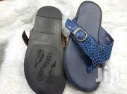 Blue Ferragamo Quality Slippers for Men | Shoes for sale in Lagos State, Lagos Island