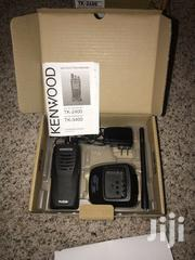 Kenwood TK-2400 K Two-way Radio Walkie Talkie W/Battery & Antenna | Audio & Music Equipment for sale in Lagos State, Alimosho