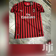 Acimilian Home Jersey Black and Red | Clothing for sale in Lagos State, Lagos Mainland