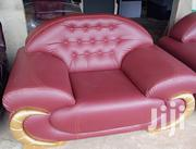 Leather Sofa Chair | Furniture for sale in Anambra State, Nnewi