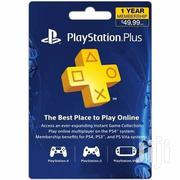 Sony Playstation (U.S) PSN Live Subscription Card 12 Months Membership | Accessories for Mobile Phones & Tablets for sale in Abuja (FCT) State, Gudu