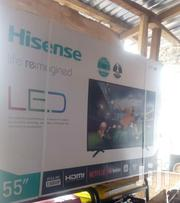 Brand New Hisense Smart LED TV 55 Inches | TV & DVD Equipment for sale in Delta State, Warri