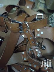 Dual Camera Leather Belt | Photo & Video Cameras for sale in Lagos State, Lagos Mainland