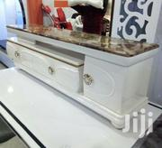 Marble Top TV Shelve | Furniture for sale in Lagos State, Ajah