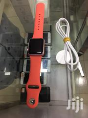 Apple Watch Series 1 38mm (Red Band) | Smart Watches & Trackers for sale in Lagos State, Ikeja