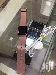 Apple Watch Series 1 38mm (Rosegold Chain Strap) | Smart Watches & Trackers for sale in Lagos State, Ikeja