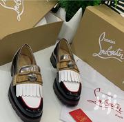 Christian Louboutin Red-Bottom Loafers | Shoes for sale in Lagos State, Lagos Island