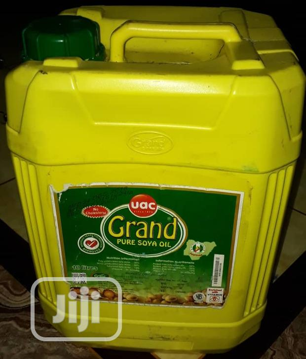 Archive: Grand Soya Oil (10 Ltrs)