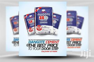 Dangote Cement At The Best Wholesale Price