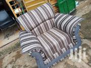 Comes In Quality Faom Fabric And Wood | Furniture for sale in Lagos State, Ikeja