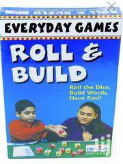 Everyday Game-roll & Build Puzzle   Toys for sale in Lagos State, Ifako-Ijaiye