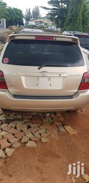 Toyota Highlander 2005 Limited V6 Gold | Cars for sale in Abuja (FCT) State, Gwarinpa