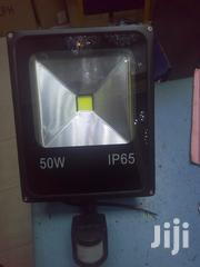 PIR LED Flood Light With Motion Sensor 50w | Home Accessories for sale in Lagos State, Ojo