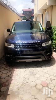 Land Rover Range Rover Sport 2016 HSE 4x4 (3.0L 6cyl 8A) Blue | Cars for sale in Lagos State, Lekki Phase 1