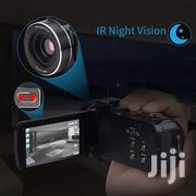 Digital 24MP Camera With Mic Wide Angle Lens Night Vision Camcorder | Photo & Video Cameras for sale in Lagos State, Lagos Mainland
