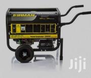 Sumec Firman Generator FPG3800E2(R) | Electrical Equipments for sale in Lagos State, Lagos Mainland