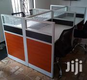 New Smart 4 Seater Office Workstation Table Set | Furniture for sale in Lagos State, Ikeja