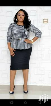 Plus Size Blouse and Skirt (Turkish) | Clothing for sale in Abuja (FCT) State, Garki 1