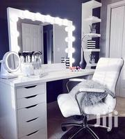Dresser With Mirror and Storage | Furniture for sale in Lagos State, Ipaja