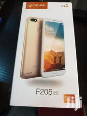 New Gionee F205 Pro 16 GB Black | Mobile Phones for sale in Lagos State, Ikeja