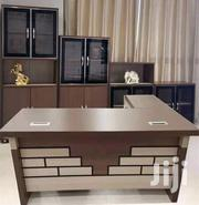 An Exquisite Office Table Without Shelves Chairs | Furniture for sale in Lagos State, Ojo