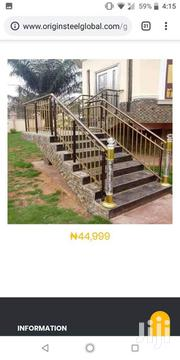 Stainless Steel Hand Rails | Building & Trades Services for sale in Lagos State, Ojodu