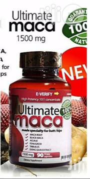 Get Bigger Hips Boobs And Bums With Ultimate Maca | Vitamins & Supplements for sale in Lagos State, Victoria Island
