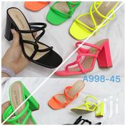Block Heel Slippers | Shoes for sale in Lagos State, Ikoyi